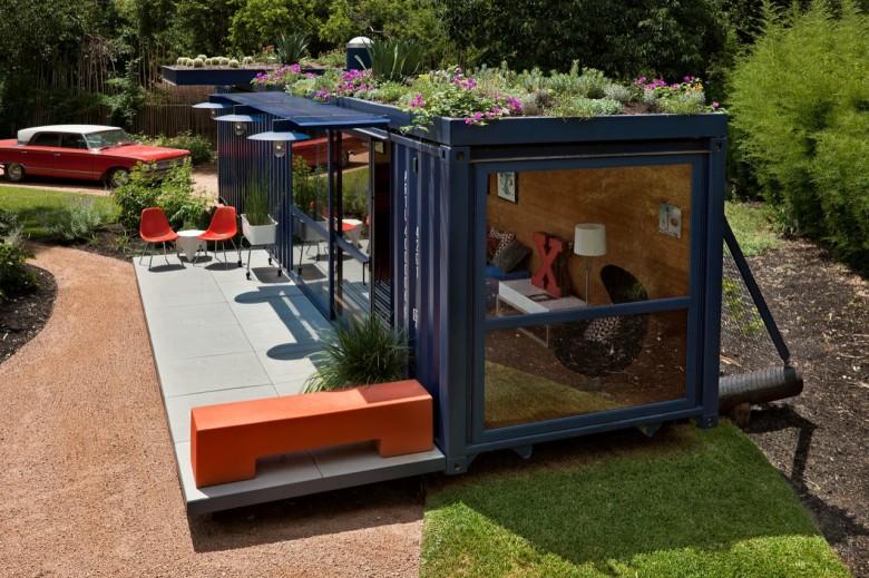 Maisons Containers Guest House Maison Container Par