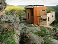 Maison container par Studio H:T